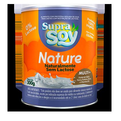 SupraSoy Nature Naturalmente Sem Lactose